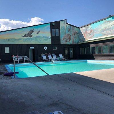 Spa Hot Springs Motel & Clinic