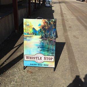 Whistle Stop Studio Gallery