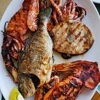 Fish Grilled Platter