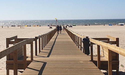 Praia de S.Jacinto. Aveiro