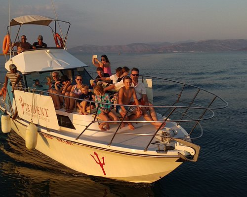 Trident Speedboat Cruises 2019
