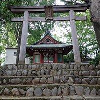府中市・日吉神社