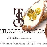 Pasticceria Saccà - dal 1980 a Messina