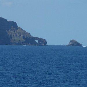 Arco Naturale DI Punta Perciato