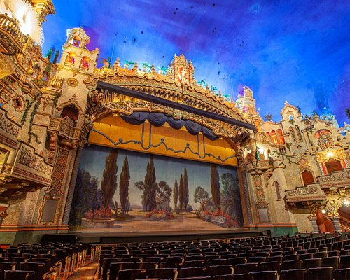 Majestic Theatre - San Antonio, TX   Photo: Mike Hume - Historic Theatre Photos