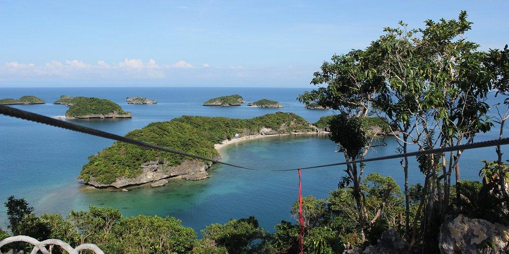 100 Islands - Governor´s Island View deck