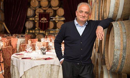 Pierluigi Giachi - Winemaker and Proprietor of Tenuta Torciano