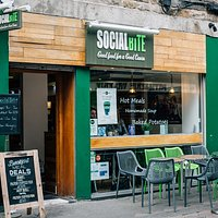 Social Bite - Rose Street Serving Coffee, Breakfast and Lunch from 7am to 3pm