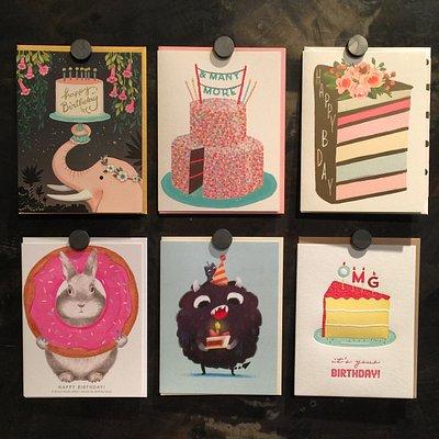 Wonderful greeting cards!