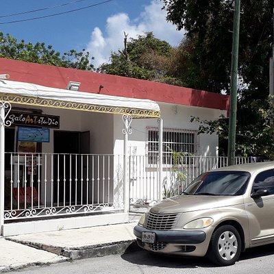 New address: Gral. Felipe Angeles # 298 between Rosado Salas and 3 Sur, Cozumel