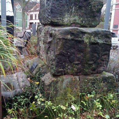 Sickinger Würfel - Römisches Grabmal