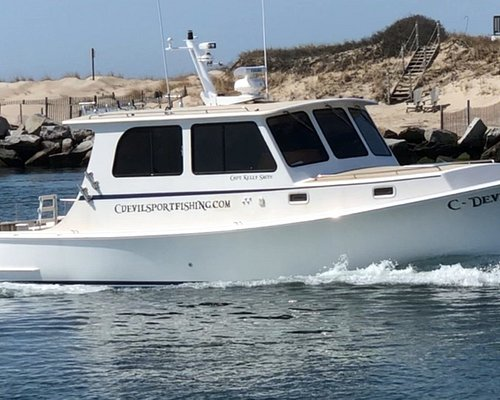 C-Devil II is a Duffy 37' Downeast, designed by Spencer Lincoln.   It is one of the most seaworthy and safe hulls ever created.