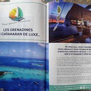 On parle de nous dans le magazine Voyages et hotels de rêves