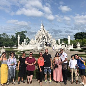 The best sightseeing tours to see major sites in Chiang Rai province, our tour is included about tour guide, driver, food, services, and so on. To somebody would like interested about our trip > please contact to us directly. You might not be disappointed about our tour.   Let's see what we have done in a day in Chiang Rai  behalf  thank your for your visiting our company.