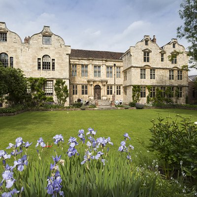 The award winning garden in the city centre of York is a welcome retreat - found just behind York Minster. (c) National Trust / Chris Lacey