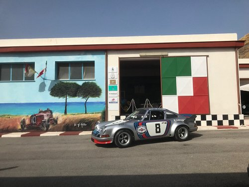 Porsche 911 RSR Winner 57°TARGA FLORIO..... MANY THANK SIMON !!