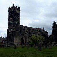 St James' Parish Church Wetherby