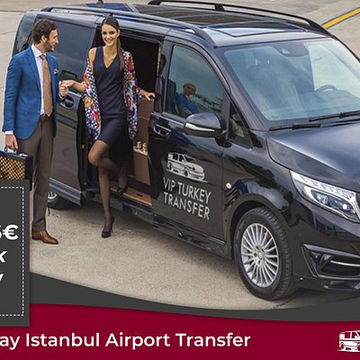 One Way Istanbul Airport Transfer for 56.46Euro Ensure a comfortable airport transfer from Istanbul International Airport, with a luxury vehicle from VIP Turkey Transfer. Our fleet of premium vehicles and professional chauffeurs allow you to relax, knowing your transport needs are taken care of.