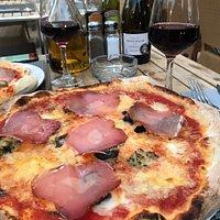Pizza bonifacienne