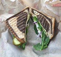 Turkey On Rye (Build Your Own Sandwich)