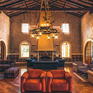 Salão Nobre - Excelente lugar para eventos.
