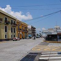 Plaza de artesanías,Puerto de veracruz
