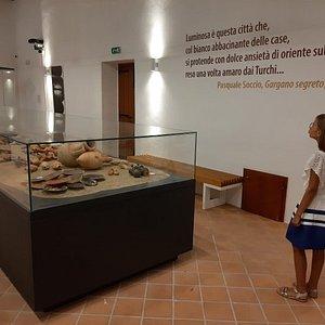 """Museo civico archeologico """"Michele Petrone"""""""