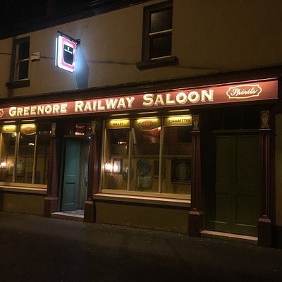 Greenore Railway Saloon