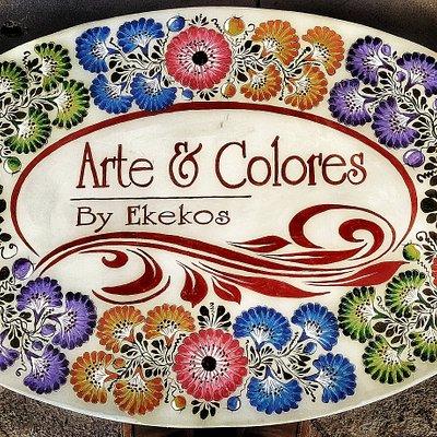 Ekeko san Blas- Arte & Colores