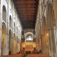 1.  The Nave Screen, The Cathedral and Abbey Church of St Alban, St Albans, Hertfordshire