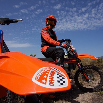 With new bikes and all your kit requirements taken care of Offroad Orange Spain is the number one.