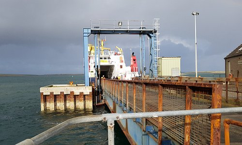 Orkney Ferries - Stronsay