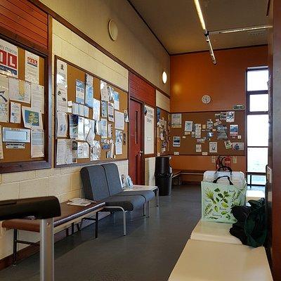 Orkney Ferries - Kirkwall Waiting Room