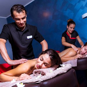 Massage For Two.