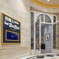 Le Buffet - Entrance