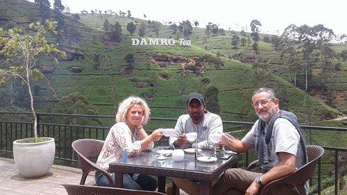 Salut Sri Lanka Tour