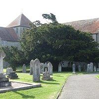 St Mary's church...