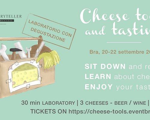 Tasting Lab - Cheese Bra 2019