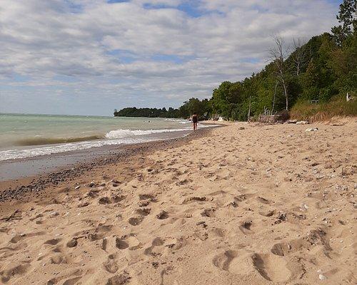 Beautiful beach. Quiet getaway