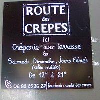 Petite pancarte au bord de la Seine