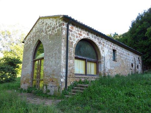 la chiesetta di San Sebastiano