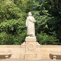 Liszt Denkmal