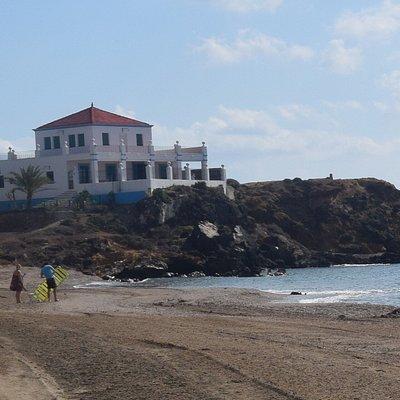 Punta de Nares viewed from Playa de Nares