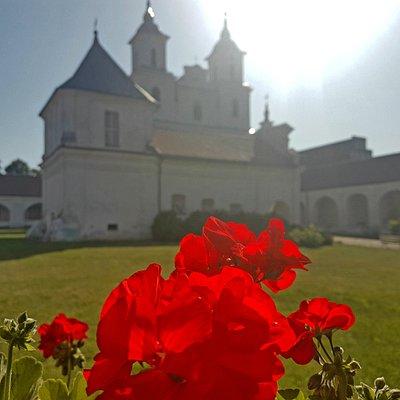 Tytuvenu monastery - great stop on a way from Siauliai to Kaunas