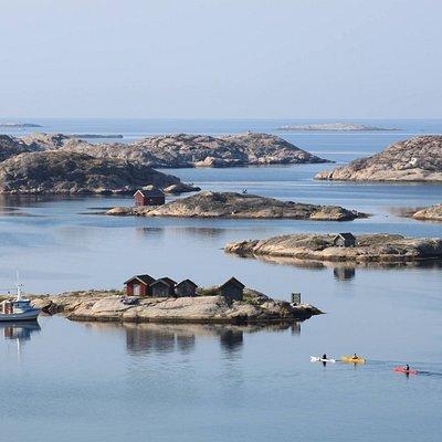 Skargardsidyllen kayak  & outdoor - main center Grebbestad