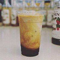 Iced lattes are a great addition to your lake day!