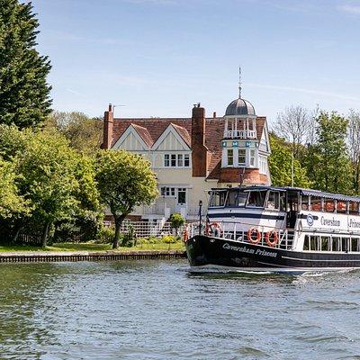 The Queen of the Fleet. Caversham Princess