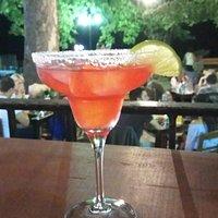 Margarita φράουλα
