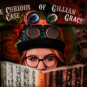 Join us in the steampunk time travel mystery The Curious Case of Gillian Grace. Reassemble the time machine before she's trapped forever.