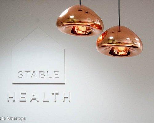 Stable Massage Melbourne CBD Clinic Interior View - Wall Ornament